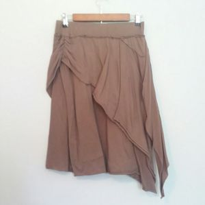 Xihlaration | Layered Handkerchief Boho Skirt